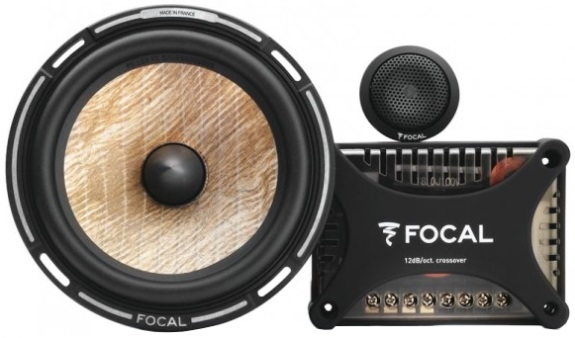 Компонентная акустика Focal Performance PS165FX
