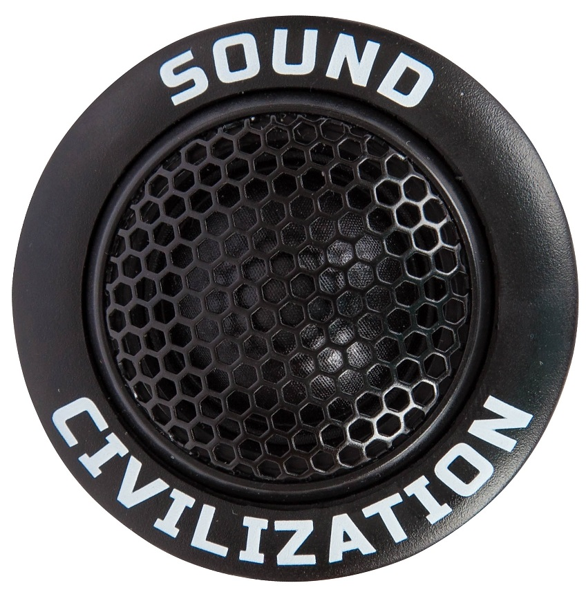 Твиттеры Kicx Sound Civilization T-26