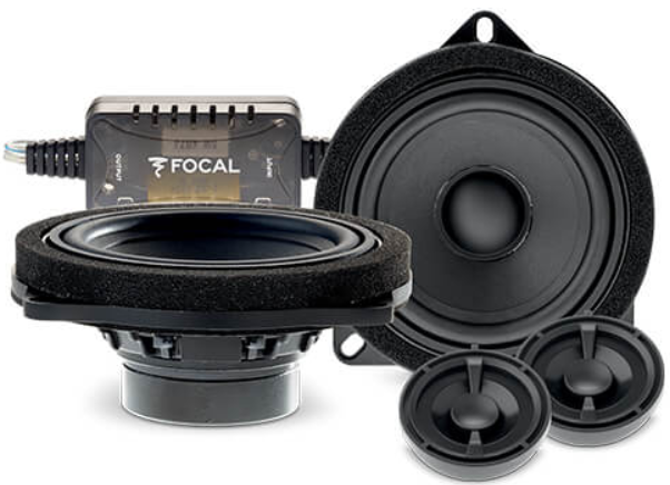 Компонентная акустика Focal IS BMW 100L